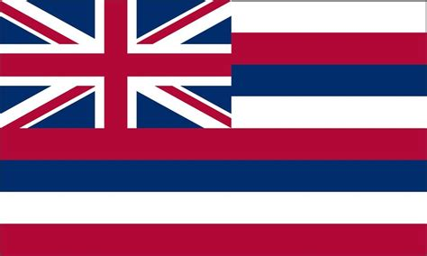 91 coloring page of hawaii flag full size of