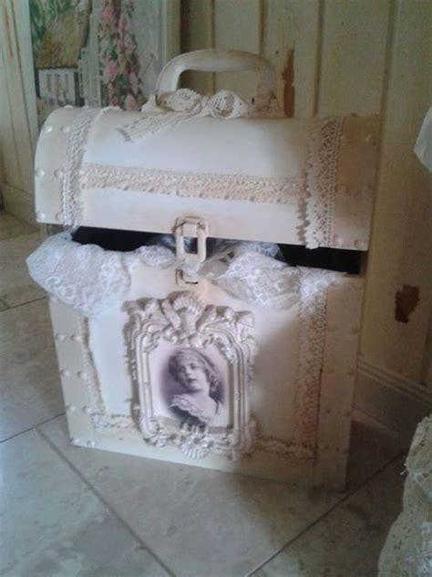 17 best images about shabby chic vintage altered boxes