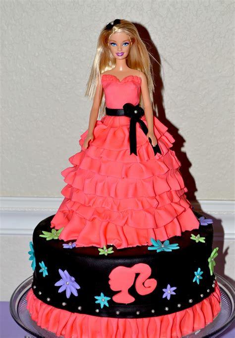 doll design birthday cake barbie cakes decoration ideas little birthday cakes