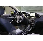 It's A Mini Stinger New Kia Ceed Hatch Revealed For 2018