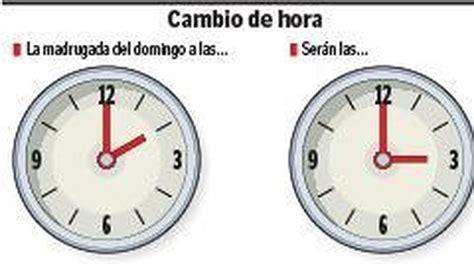cambio de hora y sistema horario en el reino unido viaje jet el cambio de hora puede suponer un ahorro energ 233 tico del 5