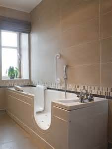 Walk In Shower And Bath Bathroom Showers And Mobility Bath Service