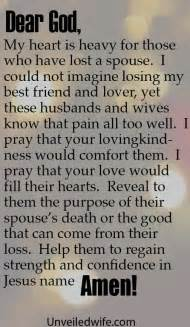 prayer of the day of a spouse my dr who