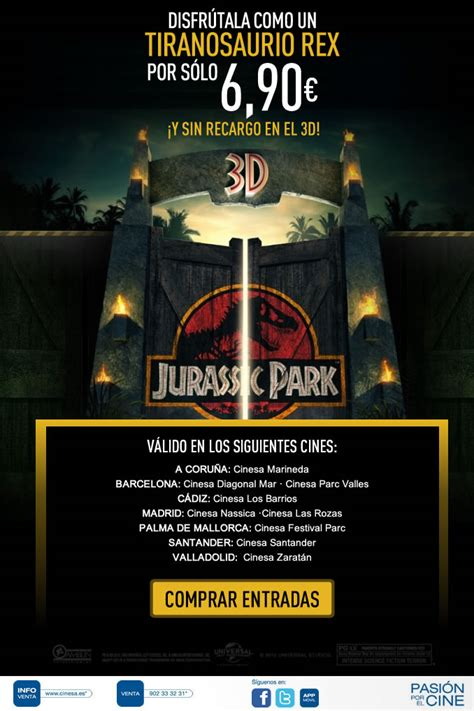 mensajes subliminales jurassic park jurassic park celebra su 20 aniversario con un reestreno