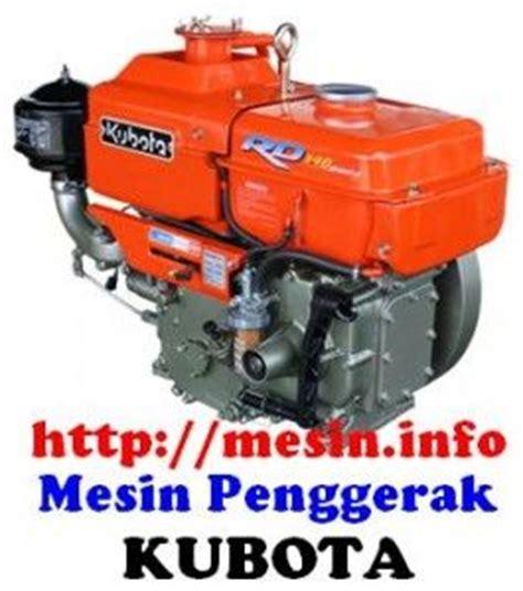 Mesin Diesel Kubota pin by mawardi mustafa on harga