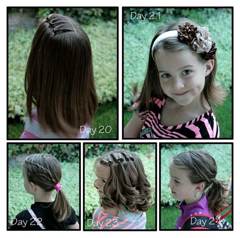 hairstyles for school tomorrow 105 best kids hairstyles images on pinterest girls