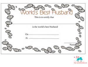 Best girlfriend certificates free printable world s best wife