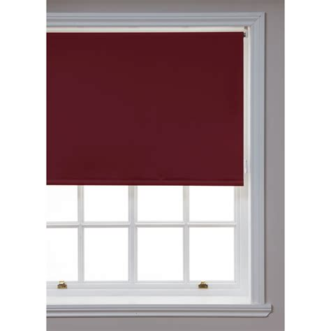 curtains 160cm drop wilko blackout roller blind red 120cm wide x 160cm drop at
