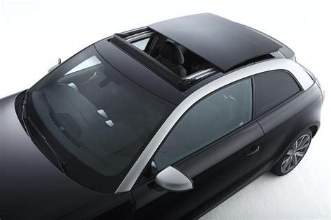 Audi A5 Panoramadach by Auto Shanghai 2013 Webasto Zeigt Neues Panoramadach Und