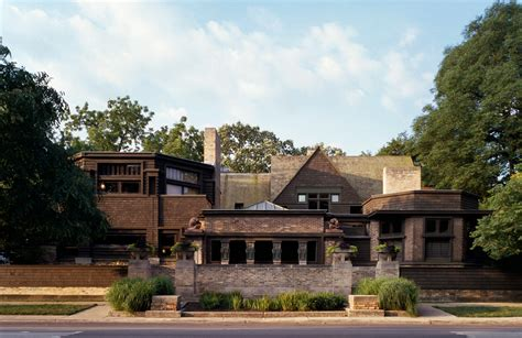frank lloyd wright l frank lloyd wright home studio 183 buildings of chicago