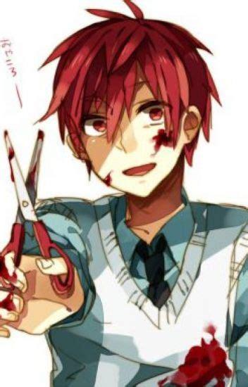 anime boy x male reader yandere boy x fem reader inactive wattpad