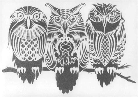 owls by shvepseg on deviantart