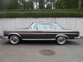 1970 mercedes w111 112 280 se 3 5 coupe classic