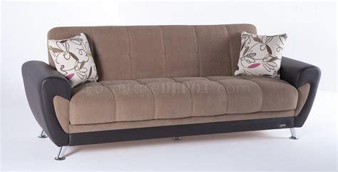 brown sofa bed duru optimum brown sofa bed by sunset w options