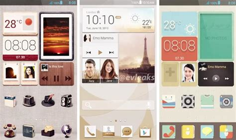 huawei new themes download huawei ascend p6 specifications appear online androidos in