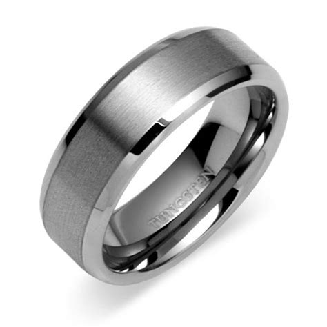 mens comfort fit wedding rings mens tungsten wedding bands comfort fit wedding inspiration