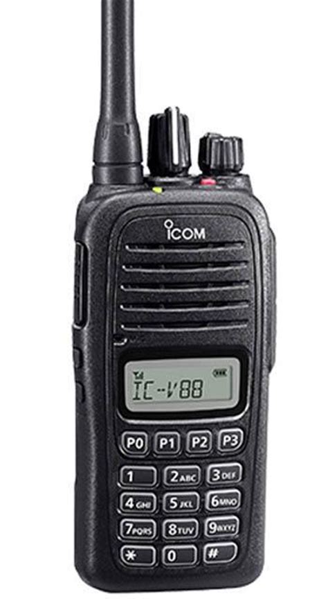 Ht Handy Talky Icom Ic V88 Vhf Grosir Murah Meriah Mewah jual ht radio icom v88 ht icom ic v88 handy talky icom ic v88 harga murah tangerang oleh toko
