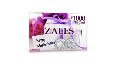 Free Zales Gift Card - get 1000 in zales gift cards for mother s day one field us only