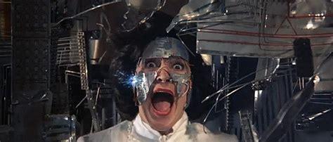 film robot woman comicsalliance reviews superman iii 1983 part two