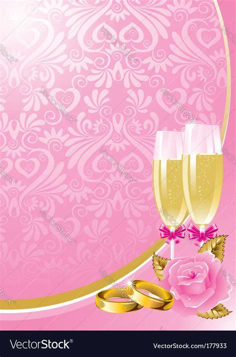 Wedding Invitation Pictures Background