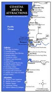 galleries on the oregon coast