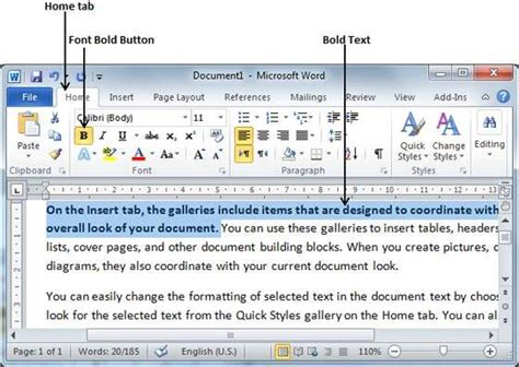 insert decorative text in your document text decoration in word 2010