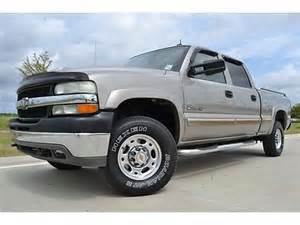 Used Cars In Baton 2500 Sell Used 2002 Chevrolet Silverado 2500hd Crew Cab Diesel