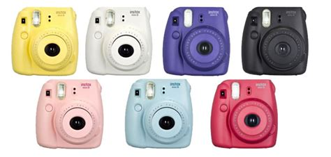 instax mini 8 colors instax mini 8 bundle box fujifilm india
