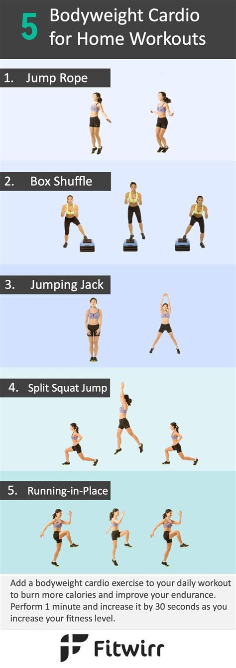 5 minute cardio workout at home 28 images the best 5