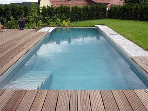 Lärmschutzwand Garten Kosten by Edelstahlpool Hotelb 228 Der Und Privatb 228 Der