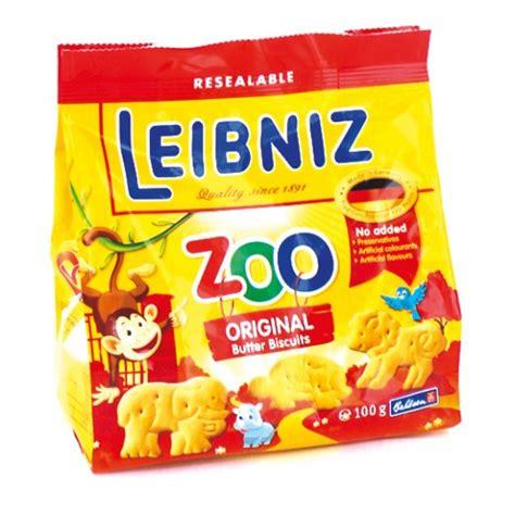 Cemilan Unik Leibniz Zoo Jungle Animals Biscuits With Cocoa 100g buy leibniz zoo original butter biscuits 100 g توصيل taw9eel