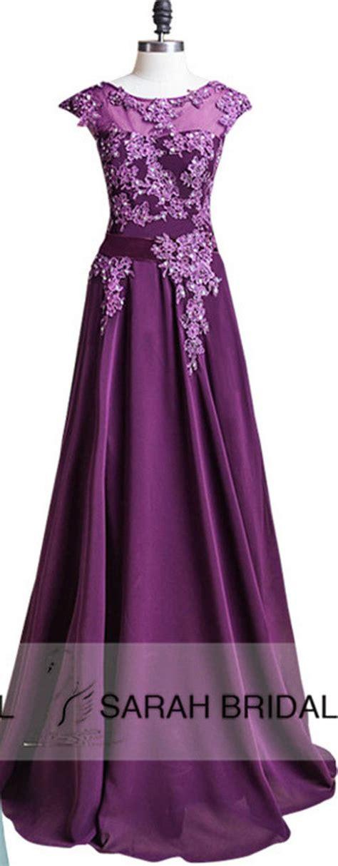Chiffon Dress Blue Wanita Original Import cap sleeve lace chiffon bridesmaid dresses formal evening prom gowns ebay