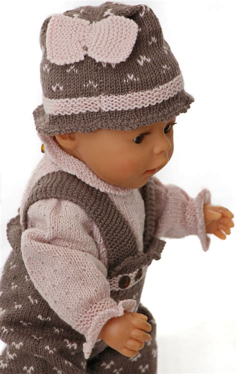 knitting pattern dolls clothes dolls clothes knitting patterns