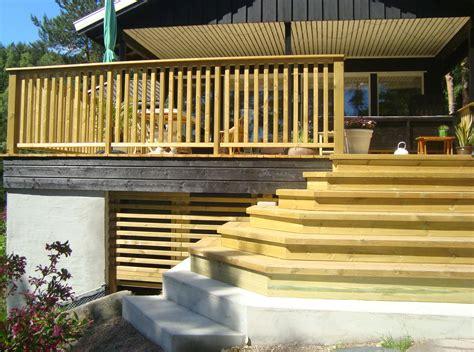 terrasse trapp vinkel terrasse trapp testsnekker trollstein trollstein