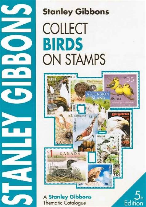 stanley gibbons collect birds on sts catalogue 5th