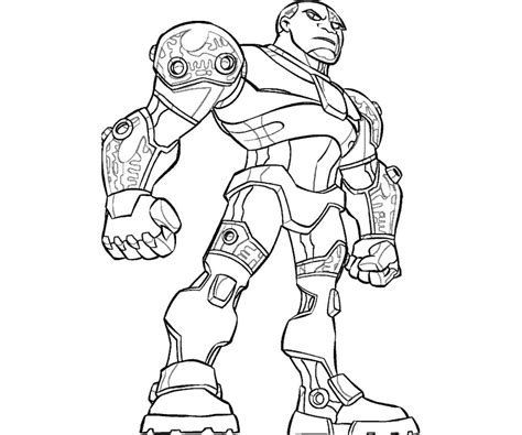 teen titan robin coloring pages