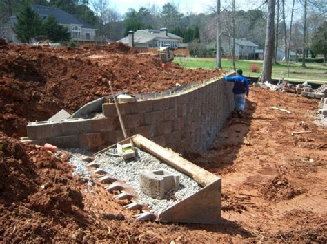 decorative concrete retaining walls dunn s diversified
