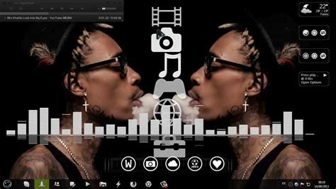 theme google chrome wiz khalifa wiz khalifa theme windows 7 youtube
