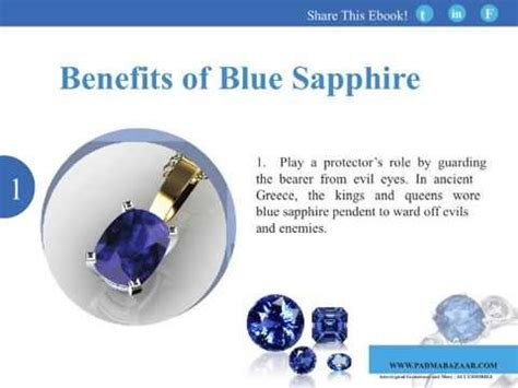 Benefit Of Wearing Iron Ring In Hundi by Benefits Of Blue Sapphire Neelam Gems