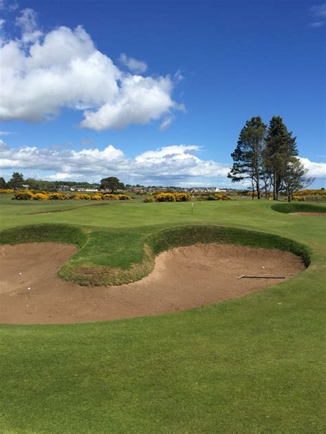 carnoustie golf links  images golf courses golf
