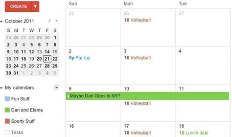 calendar extension for chrome