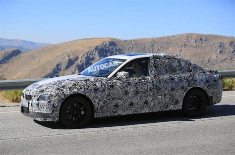Bmw 3 2019 Test by 2019 Bmw 3 Series Tests At The N 252 Rburgring On