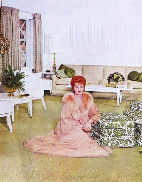 lucille ball house lucille ball at home 1960 ozonedesign lifestyle