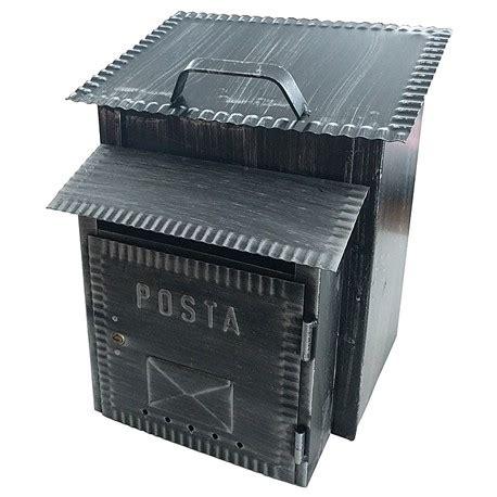 cassette posta cassetta posta e pane franzinelli ferramenta