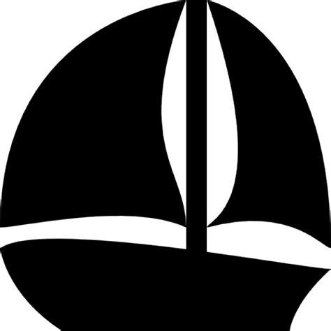 zeilboot abonnement zeilboot zwarte silhouet iconen gratis download