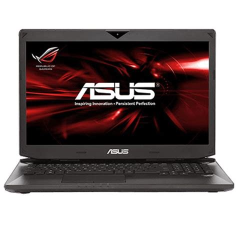 Notebook Asus Rog G750jz T4180h asus rog g750jz specs notebook planet