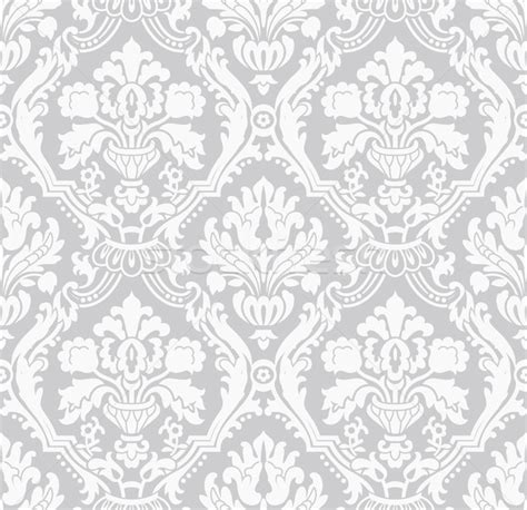 pattern white and gray gray and white flower wallpaper wallpapersafari