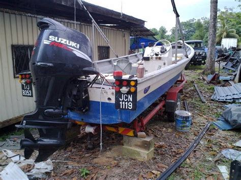 fishing boat engine for sale at malaysia fishing boat 24 feet for sale from johor johor bahru