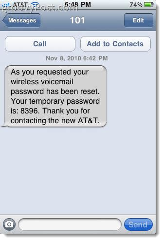 reset voicemail password us cellular how to fix iphone error message password incorrect enter