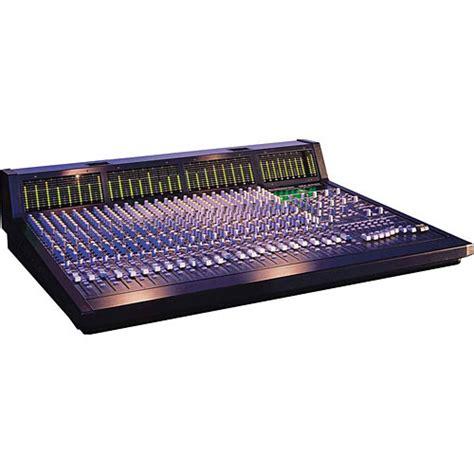 Mixer Eurodesk behringer mx9000 eurodesk 48 24 channel mixing eurodesk mx9000